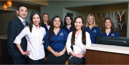 A+ Family Dentistry Team San Diego  and Poway